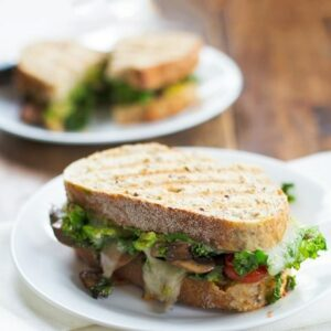 Veggie Panini Recipes