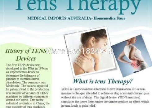 What Is A Tens Unit Device?