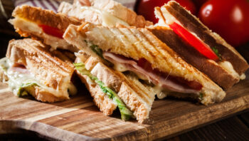 panini sandwich recipes