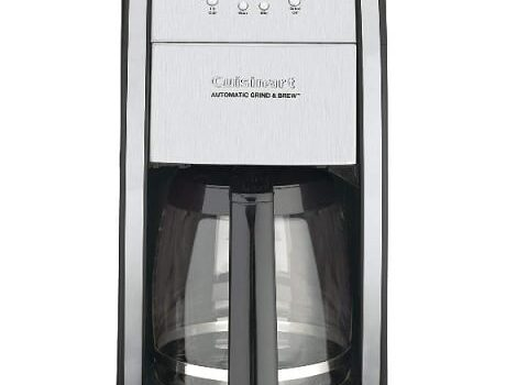 Cuisinart DGB-550BK Grind & Brew Automatic Coffeemaker 12 Cup