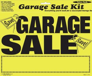 Pro Garage Sale Tips