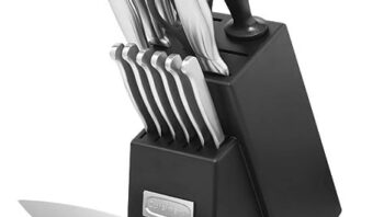 Cuisinart Classic Knife Set Review 2019