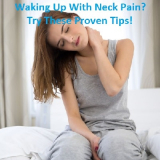 Proven Neck Pain Relief Tips